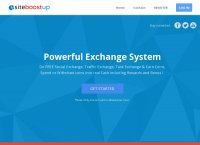 Site BoostUP - Powerful Exchange System - FREE Social Exchange, Traffic Exchange, Task Exchange and much more